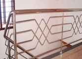 steel decorative fabrication works
